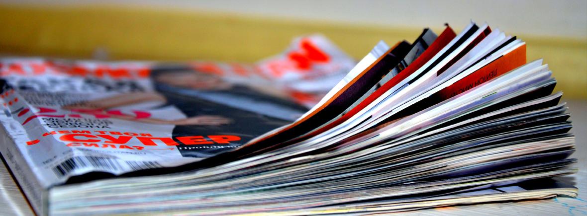 dtp ontwerpen magazine en tijdschrift